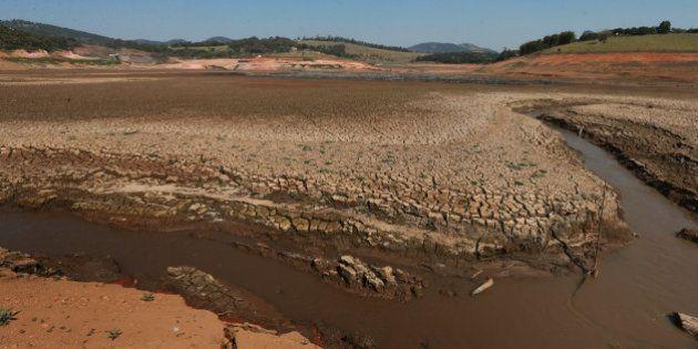 Nível do sistema Cantareira cai para 8,2%, o menor nível da história de sua