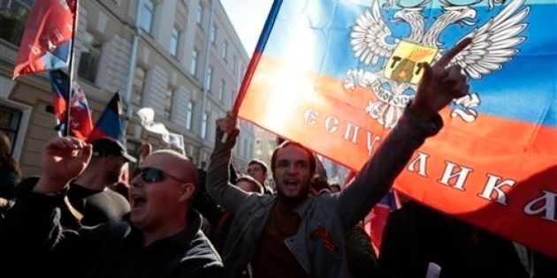 Milhares marcham em Moscou contra conflito na
