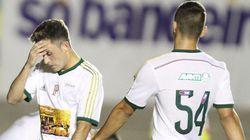 Humilhação: Palmeiras dá vexame e perde de 6 x 0 para o