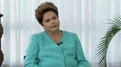 'Estou alertando, não provocando o medo', diz Dilma sobre programa de governo de Marina em relação à independência do