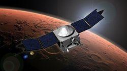 ASSISTA: Nasa consegue colocar Maven na órbita de