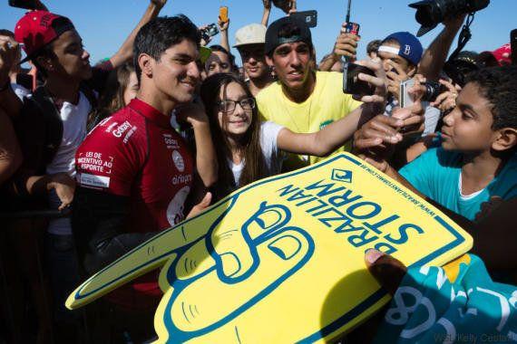 Medina e Mineirinho são eliminados da etapa Rio do Mundial de