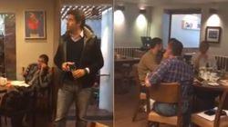 ASSISTA: Ex-ministro Alexandre Padilha é ironizado em restaurante de