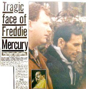 'Freddie Mercury amava a vida. Ele viveu em