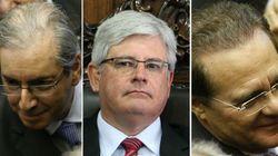 Lista de Janot tem cerca de 45 políticos entre senadores e