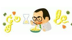 Google lança Doodle de Momofuku Ando, criador do macarrão