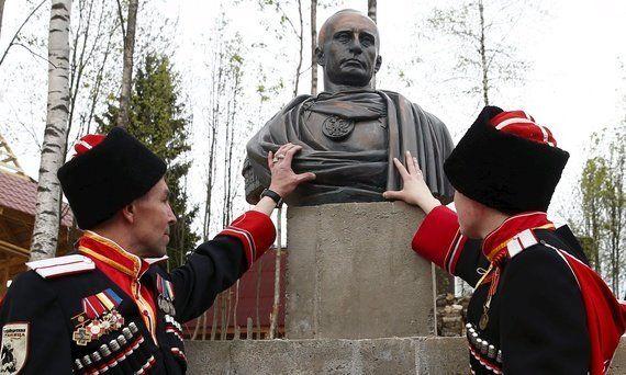 Vladimir Putin, Imperador de Roma: análise de uma