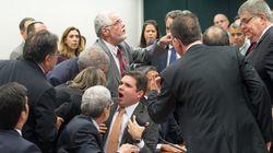 ASSISTA: Deputados trocam ofensas em manhã de gritaria na CPI da