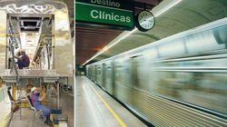 Mais uma para a lista da Alstom: contratos da linha Verde do Metrô-SP têm