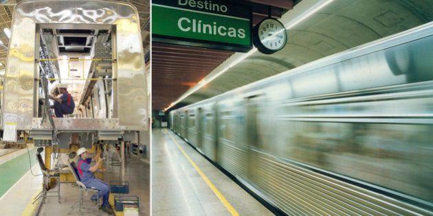 Tribunal de Contas do Estado reprova licitação de 2008 da Alstom para atuar em obras na Linha 2-Verde...