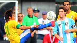 Superclássico das Américas terá em campo o duelo Neymar x