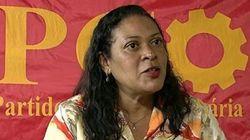Candidata ao governo de MG é vítima de violência e ofensas