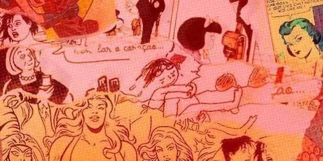 Mulheres brasileiras nos quadrinhos: esse clube não é só para