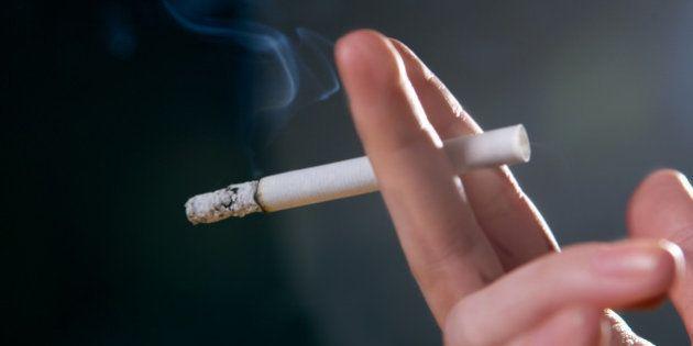 Os fumantes têm mais chances de sofrer de ansiedade e depressão
