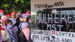 ASSISTA: Mulheres do MST ocupam centro de pesquisa e destroem milhares de mudas