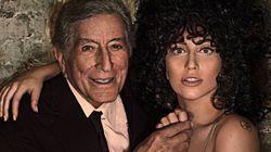 Lady Gaga se junta a Tony Bennett para lançar o álbum de jazz 'Cheek to