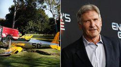 Harrison Ford sofre acidente com avião monomotor em Los