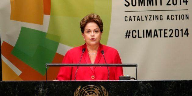 Dilma Rousseff promete na ONU apresentar plano de adaptação às mudanças climáticas até fim do