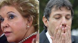 Marta Suplicy vai trocar PT por partido aliado de Alckmin, diz