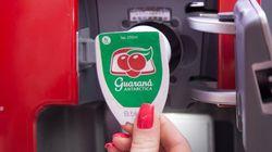 Neste ano, você poderá comprar refrigerante... Em
