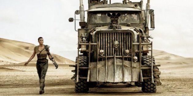 Mad Max: filme de ação é coisa de mulher,
