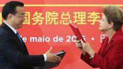 Acordos com a China são muito importantes para economia brasileira, diz
