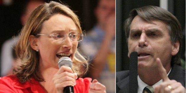 Militante dos direitos das mulheres, deputada Maria do Rosário (PT-RS) lamenta avanço do conservadorismo...