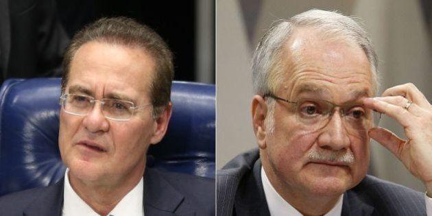 Novo ministro do STF, Luiz Fachin será relator de denúncia contra Renan Calheiros, que foi contrário...