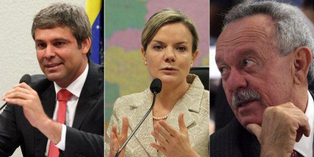 Cartel de empreitereiras financiou ao menos 20 políticos da lista da Lava