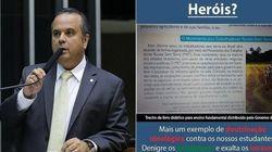 Deputado do PSDB quer criminalizar a 'lavagem cerebral' do PT nas