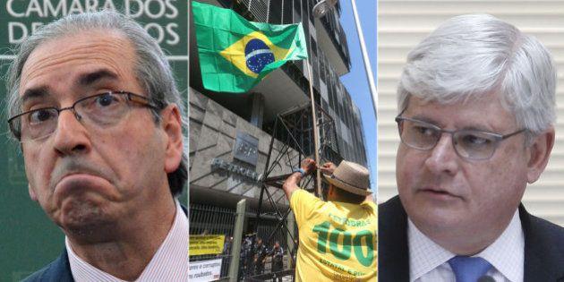 Após abertura de inquérito no STF, deputado Eduardo Cunha descarta deixar a presidência da