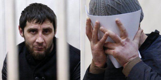 Dois são acusados pela morte do opositor russo Boris Nemtsov; oposição afirma que é preciso achar quem...