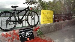 Ciclistas dizem que morte de médico na Lagoa é tragédia