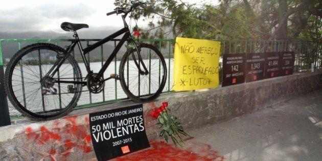 Ciclistas dizem que morte de médico na Lagoa Rodrigo de Freitas, no Rio, é tragédia