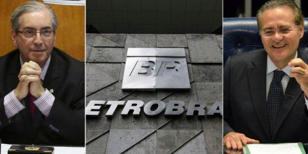 Deputada da oposição pede convocação de Eduardo Cunha e Renan Calheiros na CPI da Petrobras, mesmo que...