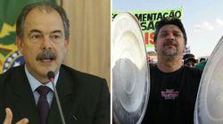 Candidato de Dilma para 2018, Mercadante defende a chefe dos