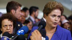 'A sociedade não aceitará rupturas democráticas', diz Dilma sobre