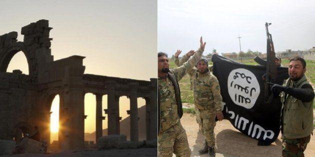 Estado Islâmico avança e assume controle total da cidade histórica síria de