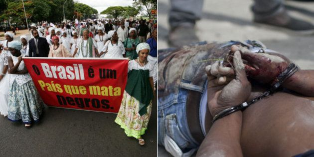 Na Câmara, palestrantes equiparam assassinatos de negros no Brasil a