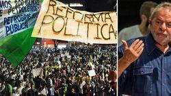 Lula convoca MST para lotar ato contra impeachment na sexta-feira,
