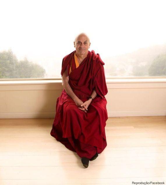 Para ser feliz, basta treinar a sua mente, diz monge budista Matthieu