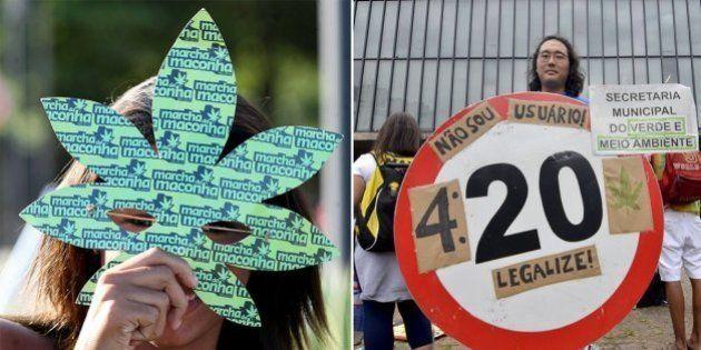 Maior manifestação pró-legalização da cannabis no País, Marcha da Maconha São Paulo ocorre neste fim...