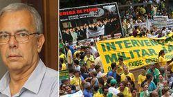 Polícia Federal investiga líder de protestos por intervenção