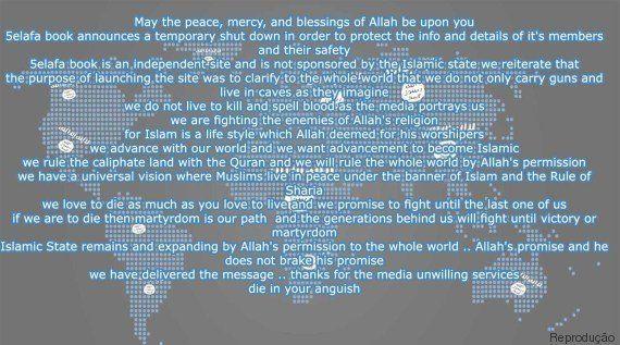 Cerceados na Internet, defensores do Estado Islâmico lançam a rede social