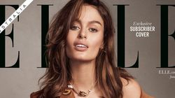 Amamentação vira tema e CAPA da edição de junho da Elle