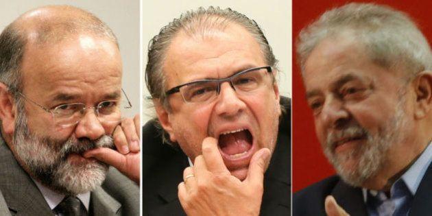 PT nega negociações com ex-gerente da Petrobras Pedro Barusco e Lula reclama de 'vazamentos