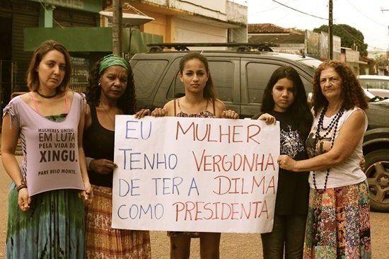 Uma vaia para Dilma