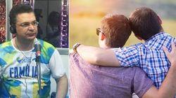 Família gay traz 'desequilíbrio social', diz deputado apadrinhado de