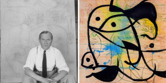 Conheça algumas das obras de Miró que estarão em exposição em São