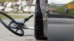 ASSISTA: Carros invadem ciclofaixa de Brasília e deixam ciclistas em
